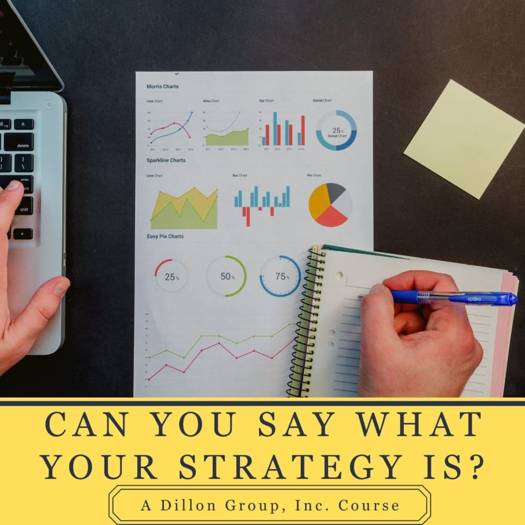 Can You Say What Your Strategy Is? Portfolio Image